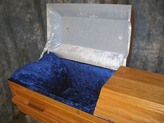 list of all our caskets